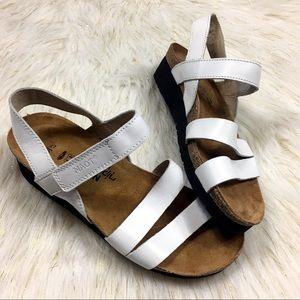 Naot Kayla Sandal Size 7- like new!